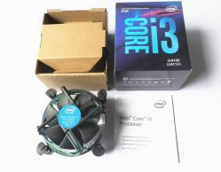 E97379-003 para soquete original da Intel LGA1150/1151/1155/1156, I3 8100