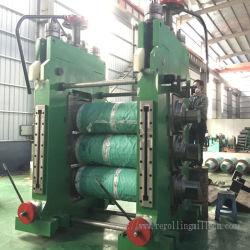 Máquina laminadora de metal molino de alambrón de acero