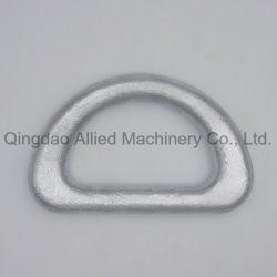 HDG Galv-nos tubos de aço carbono forjado D anel com wrap