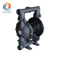 Santoprene 격막 펌프를 가진 압축 공기를 넣은 기름 펌프를 보답하는 화학 저항하는 공기 격막