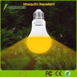 Auto on/off LED lumière de nuit A19 de l'insectifuge Ampoule de LED