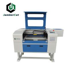 木製のアクリルMDFの革のための顧客用二酸化炭素レーザーの打抜き機6040