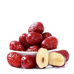 Super Gran Organic Dried Jujube la fruta de Xinjiang Hetian