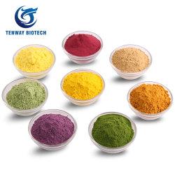 Los alimentos naturales procedentes de pigmento en polvo para el producto de harina vegetal