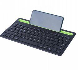Qualität bewegliche ABS drahtlose dünne Bluetooth Mehrkanaltastatur für Tablette PC Smartphone Laptop iPad