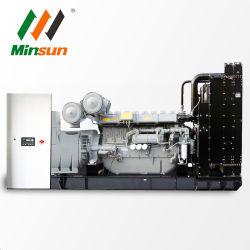 Gerador de Energia Elétrica Usina de Geração de Energia do Motor de peças do motor Potência Grupo Gerador Diesel & Grupos electrogéneos alternadores Stamford ATS gerador de aplicação geral