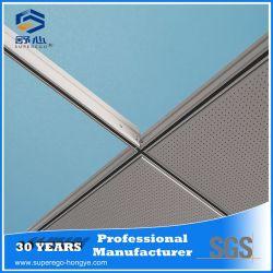 Ligne blanche Big rainure Solution Système de suspension au plafond de plafond