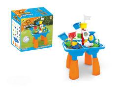 Tabela de água e areia bebé Toy melhor as crianças de brinquedo para crianças H6417818