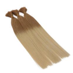 100 % de cheveux humains Double appelée Remy Hair couleur naturelle