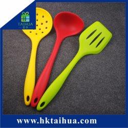 Hot Sell Huishoudelijke keukengerei siliconen servies voor het koken