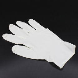 Het beschikbare Vrije Poeder van het Latex van de Handschoenen van het Onderzoek