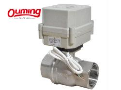 صمام مياه كهربائية بجهد 12 فولت للتحكم في التدفق في اتجاهين