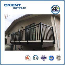 Barandilla de aluminio/diseño de la barandilla de Balcón/plataforma
