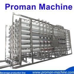 Zuivert het Water van de Rivier van de Machine van de Omgekeerde Osmose RO van het Drinkwater/de Reiniging van het Water/van het Leidingwater ondergronds de Schoonmakende Machine van de Installatie van de Behandeling van het Drinkwater van het Systeem