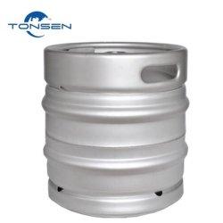 Bier-Zylinder-Edelstahl-Bier-Fässer 50L der Bier-Geräten-deutsche Art-15L 20L 30L 50L