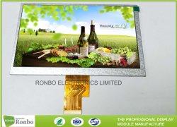 7.0 hohe Bildschirmanzeige des Zoll-1024X600 Lvds 40pin der Helligkeit-TFT LCD