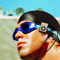 Het Geheugen van Wasterproof MP3 4G bouwt de Zwemmende MP3 OnderwaterSpeler van de Duik MP3 met de Functie van de FM in