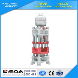 煉瓦作成のための自動処理し難い油圧出版物