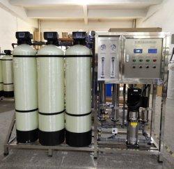 Impianto di trattamento con filtro dell'acqua 1000lph RO/sistema di desalinizzazione a osmosi inversa/purificatore dell'acqua