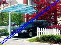 庭のCarport、ガレージのCarport、ホームCarport、別荘のCarport、DIYのCarport、アルミニウムCarport、ポリカーボネートのCarport、車の避難所、車のおおいの日除け、駐車場の屋根