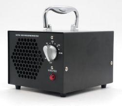 4G profesional generador de ozono para eliminar el virus de aire de iones negativos