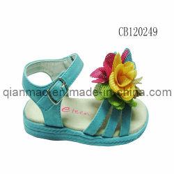 As sandálias da menina