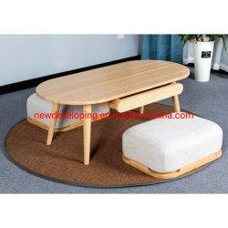 Современный дом отдыха мебель из бамбука для приготовления чая и кофе, диван-кровать, обеденным столом на линии продажи