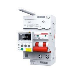 RS485, WiFi, Nb-Lot, Zigbee, TCP/IP, 2g 4G Comunicação 10ka Short-Circuit capacidade inovadora Smart Auto MCB religação automática Disjuntor RCCB DD
