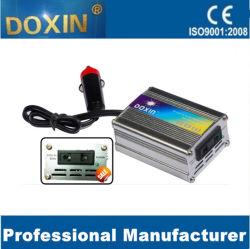 Beweglicher DC12V AC220V 80W Auto-Energien-Inverter verwendet im Auto