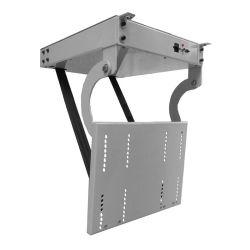 Heiße verkaufenVesa 600X400 elektrische Fernsehapparat-Decken-Montierung, motorisierte Fernsehapparat-Halter-Wand-Decken-Fernsteuerungsmontierung