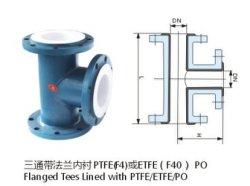 Acessórios para Tubos com revestimento PTFE para o gasóleo