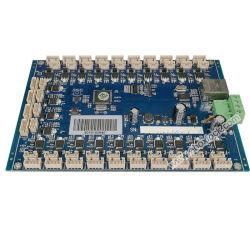 Электронный контроллер шкафчик 24 каналов с TCP/IP открыть протокол (AL2445)