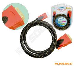 Suoer 1,8 м позолоченный разъем HDMI к DVI кабель AV (AV-HD03-1.8M-HDMI - DVI)