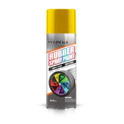 Caoutchouté Undercoating Visbella 400ml Fluorescent peinture en aérosol en caoutchouc