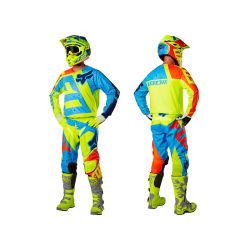 Des vêtements personnalisés Yollow Motocross Jerseys/PANTALON MX moto le pignon (L'AGS02)
