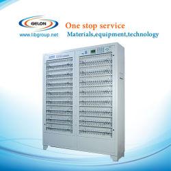 Bateria de iões de lítio máquina de teste de carga e descarga, Carregador da máquina 512 Células Gn-0503-512