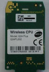 Q24plus Q24pl001 Q24pl002 Q24pl003 Wavecom 신규 및 원래 Q2406b