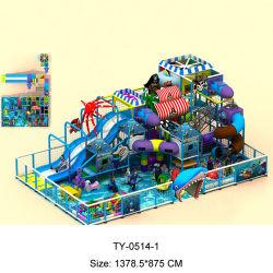 Guangzhou Mais Recentes mais barato programável de LLDPE playground coberto (TY-150514-1)