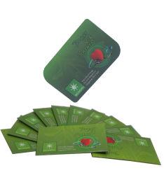 Bio magnético de la tarjeta de salud de la máquina del medidor de potencia de la naturaleza de la energía de iones negativos tarjetas con iones