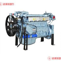 China Refrigerador de água 6126.96Original de Fábrica e 375HP Veículo Motores Diesel com baixo consumo de combustível