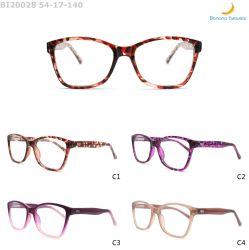 최신 2020 고품질 사각 플라스틱 주입 봄 경첩 Eyewear