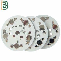 La fabricación de placas de circuito PCB OEM LED Single-Side 94V0 de PCB de aluminio para la iluminación La iluminación