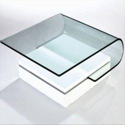 Le verre trempé refoulées Table avec AS/NZS2208 : 1996, BS6206, FR Certificat12150