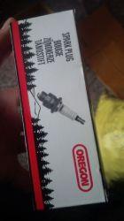 Cortador de cepillo/ motosierra bujía