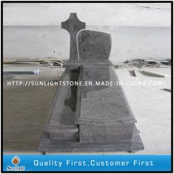 무덤/기념하는 /Cemetery를 위한 싼 오로라 화강암 묘석
