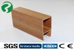 Milieuvriendelijk hout-kunststof samengesteld 40 * 80 plafond voor binnen Plafond