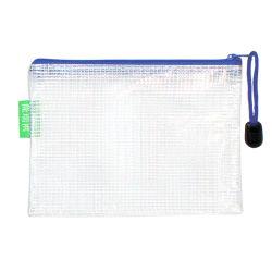 Umschlag-Briefpapier Belüftung-Speicher-Beutel der mehrfachverwendbare wasserdichte Reibungs-beständiger transparenter Datei-A6