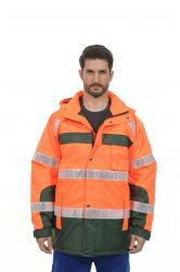 Fr 343 manteau d'hiver Standard enduit de PVC