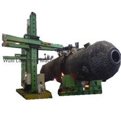 Fabriqué en Chine pour la pression de la machine de soudage circulaire navire, navire de la Chaudière automatique/réservoir de circonférence de la machine de soudage/équipement~