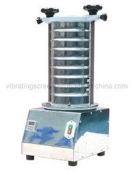 Aço inoxidável padrão do laboratório de análise de teste de Máquina do agitador da peneira